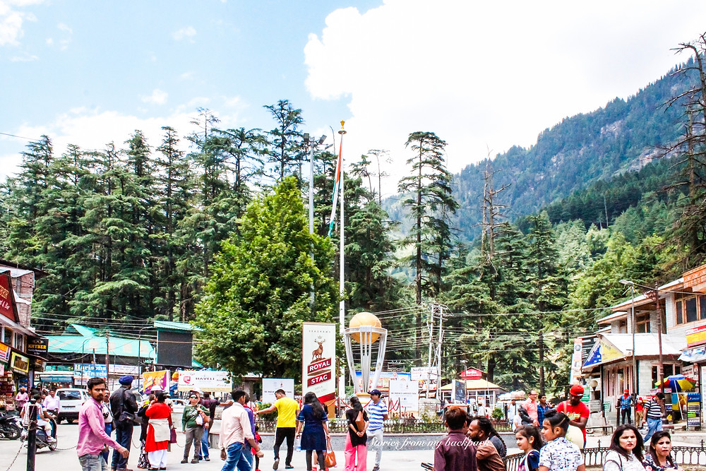 Mall Road Manali, Shops in Mall Road Manali, where to shop in Manali