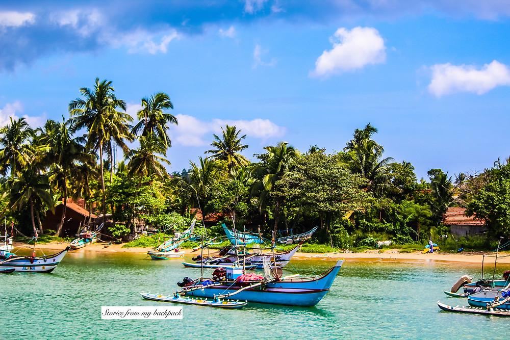 Mirissa harbour, Mirissa beach Sri Lanka, best beaches in Sri Lanka, water sports in Sri Lanka, surfing in Sri Lanka, surfing in Mirissa, snorkelling in Mirissa, best restaurants in Mirissa, party in Mirissa, bars in Mirissa, whale watching in Sri Lanka
