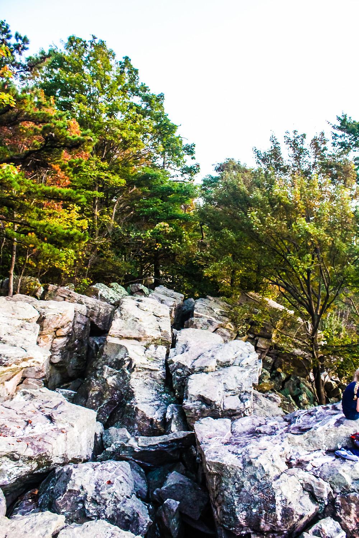 bears den overlook, bears den hike, Shenandoah Valley, blue ridge mountain, Shenandoah national park, bears den hike