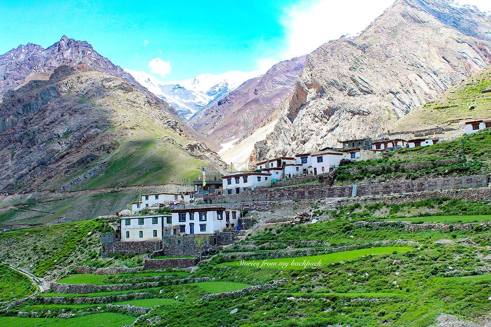 Mud Village, Pin valley national park, Pin valley things to do, things to do in Spiti, things to do in pin valley, pin valley trek