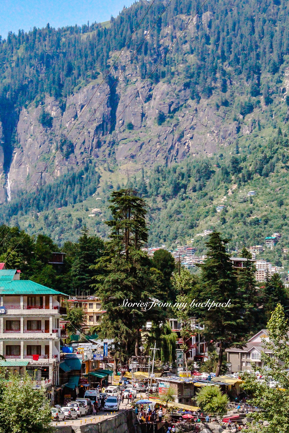 Restaurants in old Manali, Shops in Old Manali, Activities in Old Manali