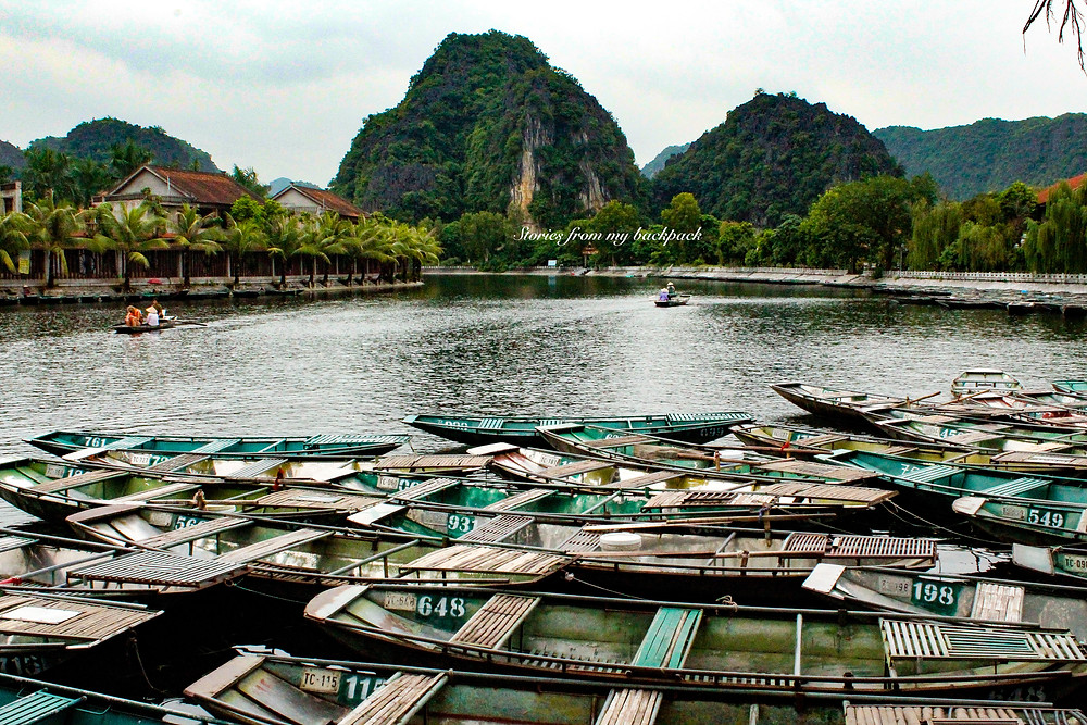 Tam Coc, Hoa Lu, Day trip from Hanoi, Ninh Binh, Vietnam places to visit, Things to do in Ninh Binh