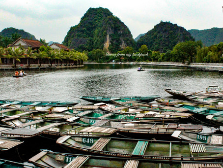 Tam Coc- A relaxing escape