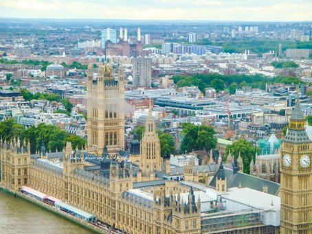 Exploring London-All the top sights to see!