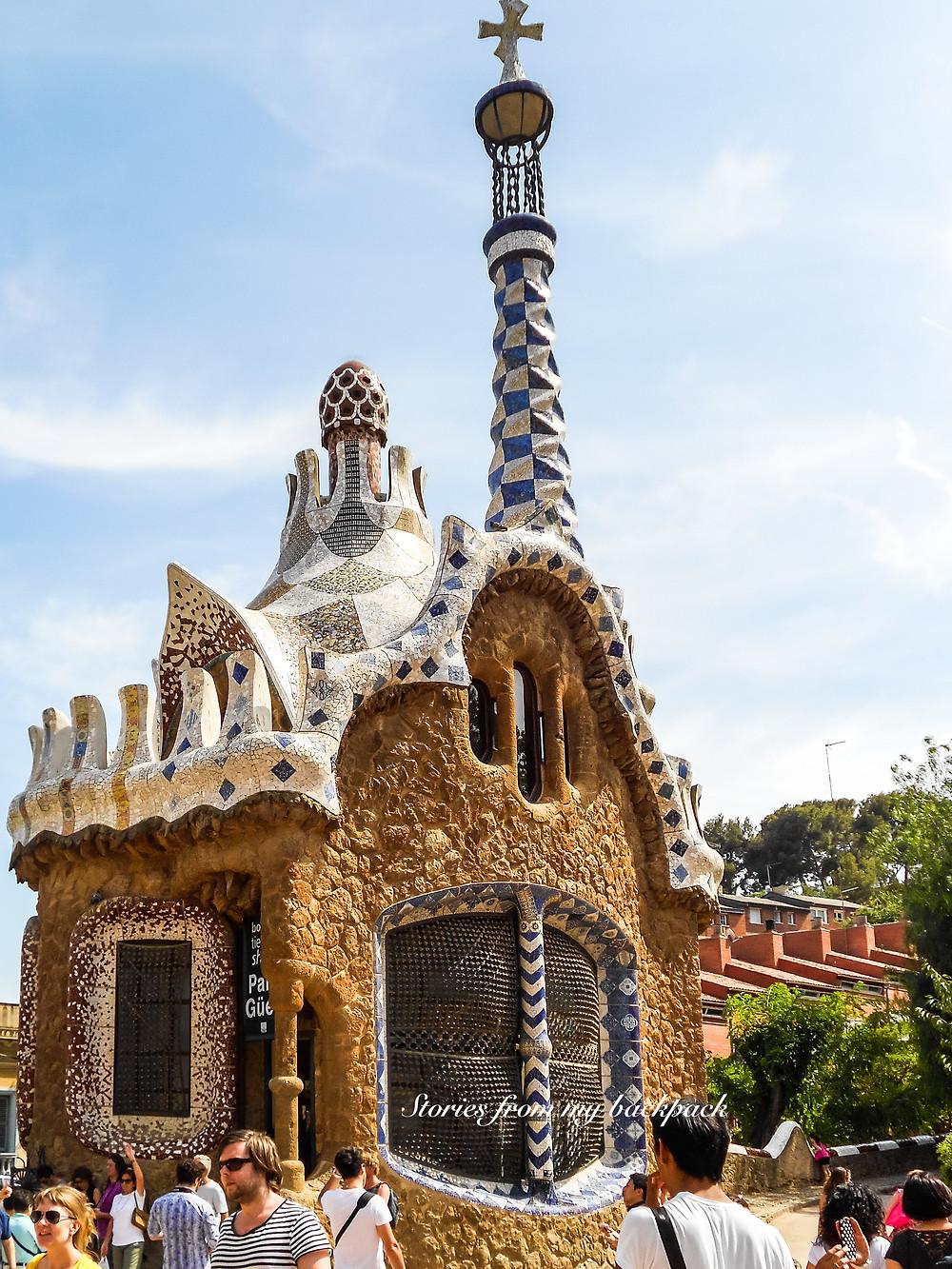 Park Guell, Gaudi Barcelona, Barcelona sightseeing, Barcelona on a budget, Barcelona city pass, Barcelona card