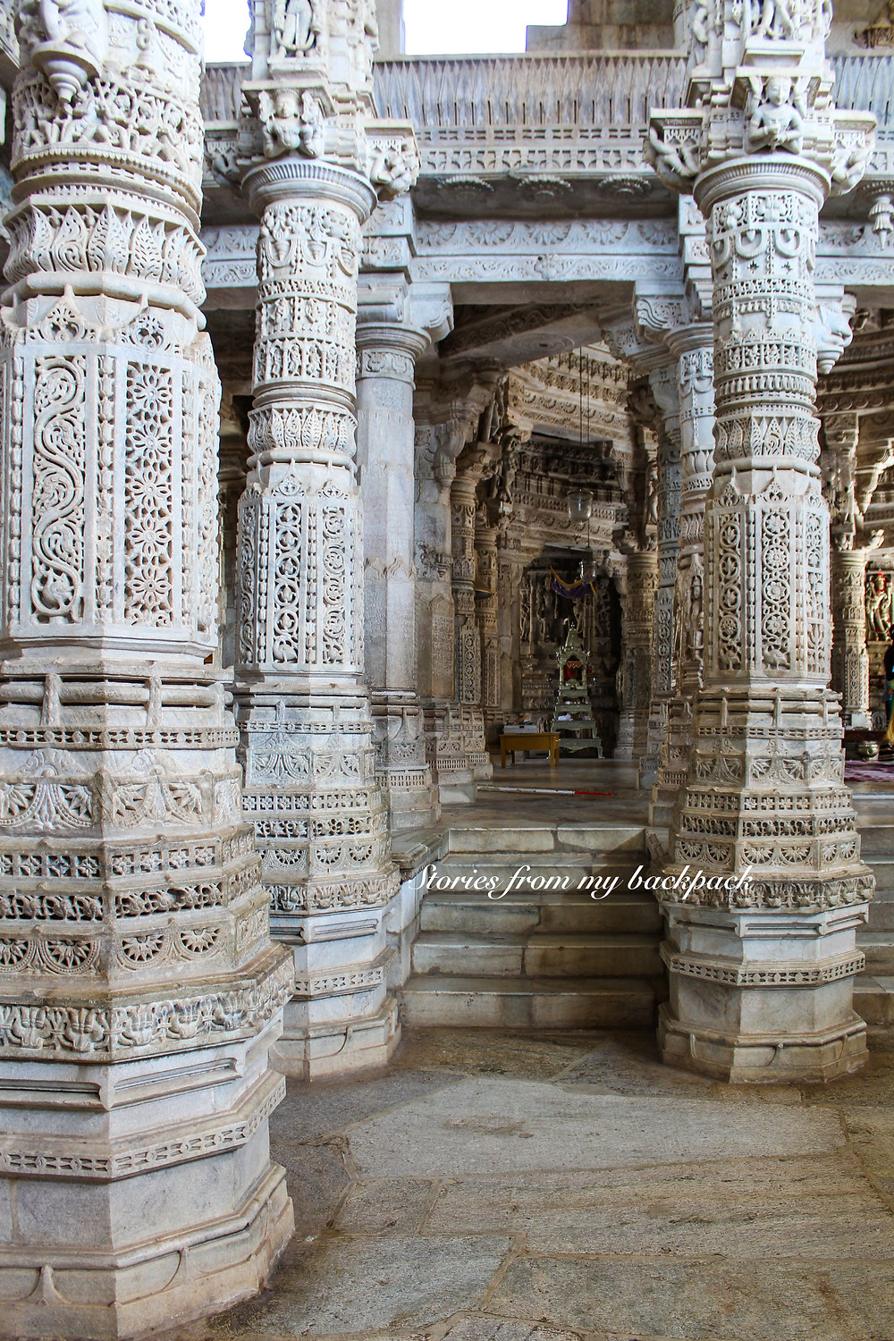 Ranakpur Jain Temple, Indian temple, Most beautiful temples in India, Jain temple, Udaipur sightseeing