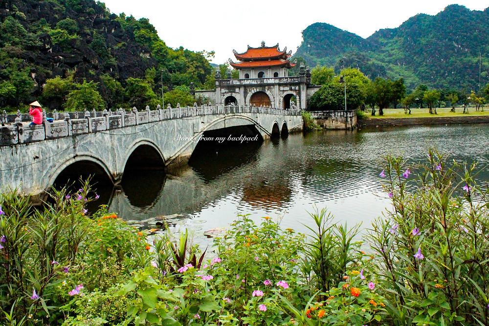Dinh Tien Hoang Emperor temple, King Dinh Temple, Ninh Binh, Hoa Lu, Hanoi Day trip