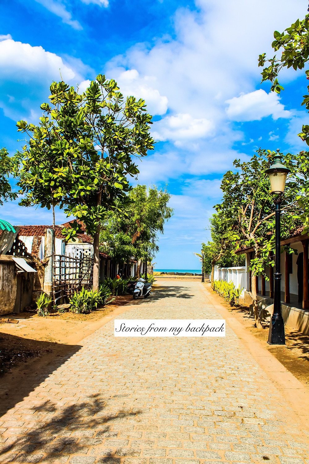 Tranquebar, Tharangambadi, land of the singing waves, danish architecture in India, colonial architecture, heritage town, heritage buildings, ancient temple, Tamil Nadu tourism, European streets, goldsmith street