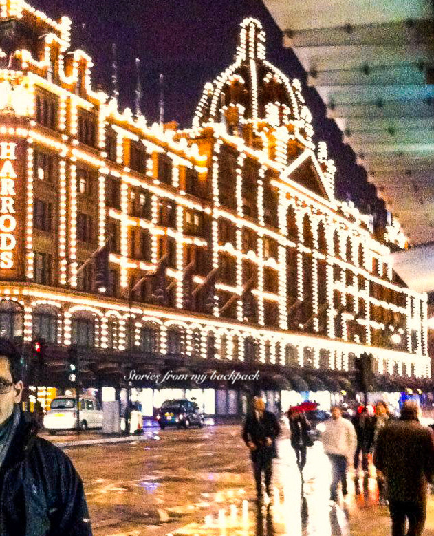 Harrods, shopping at harrods, what to buy in harrods, best shopping in London, harrods food hall