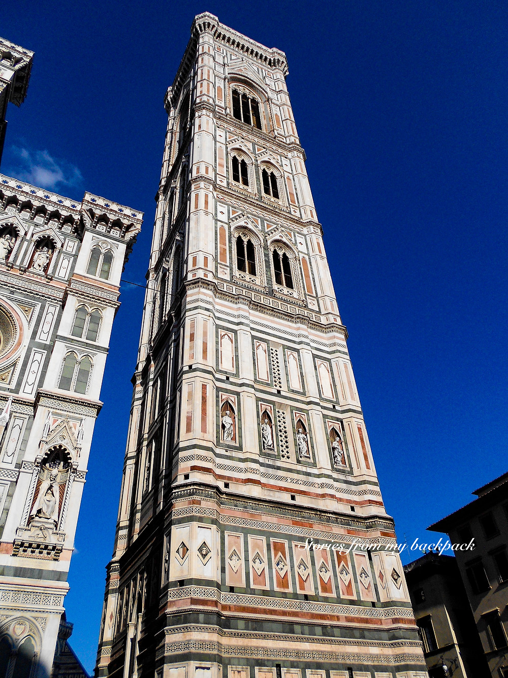 Giotto's Campanile, Ticket prices for Giotto's campanile, Bell tower entrance, Giotto's campanile view, Florence, Things to do in Florence, Florence sightseeing, Florence architecture, Florence budget sights, best views in Florence