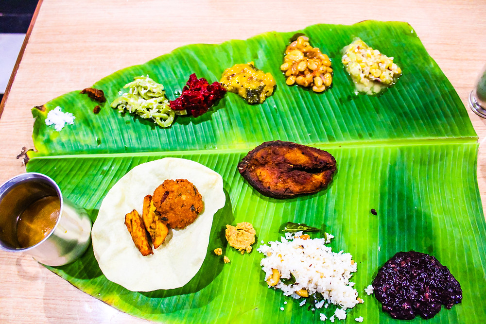 Chidambara Vilas, Chettinad food, Chettinad things to do, Chettinad restaurants, banana leaf lunch