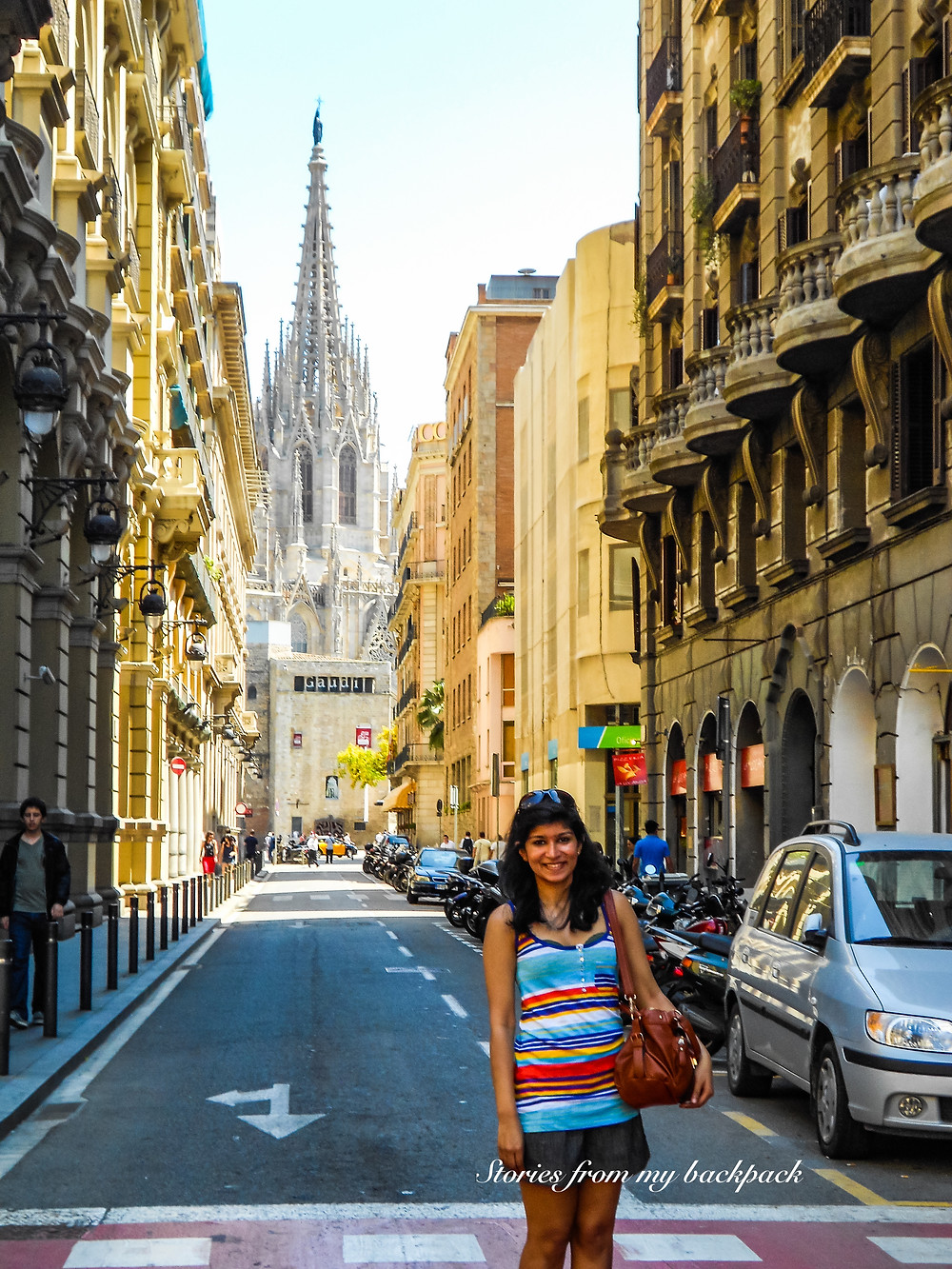 Gothic quarter in Barcelona, Barcelona historic area, Old Jewish Quarter in Barcelona, Picasso childhood in Barcelona, restaurants in gothic quarter