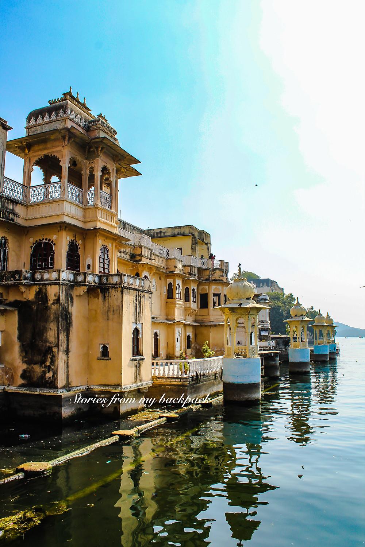 Udaipur Ghats, Gangaur Ghat, Ambrai Ghat, Lake Pichola, Udaipur sightseeing