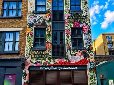 London, an offbeat guide!