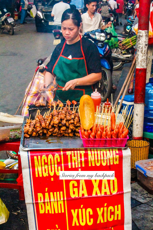 what to eat in Hanoi, street food in Hanoi, food tour in Hanoi, shopping in Hanoi, best things to do in Hanoi, best restaurants in Hanoi