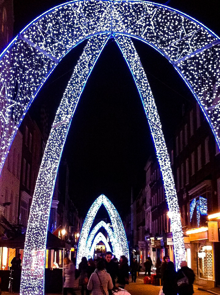 Christmas Lights in London, Christmas shopping in London, best shopping in London, what to do in London at night, London nightlife