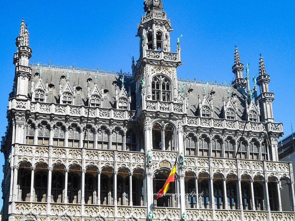 Grand Place, Mannekin Pis, What to do in Brussels, budget travel in Brussels, Europe on a budget, accommodation in Brussels