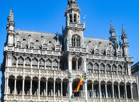 Exploring Brussels on a budget!