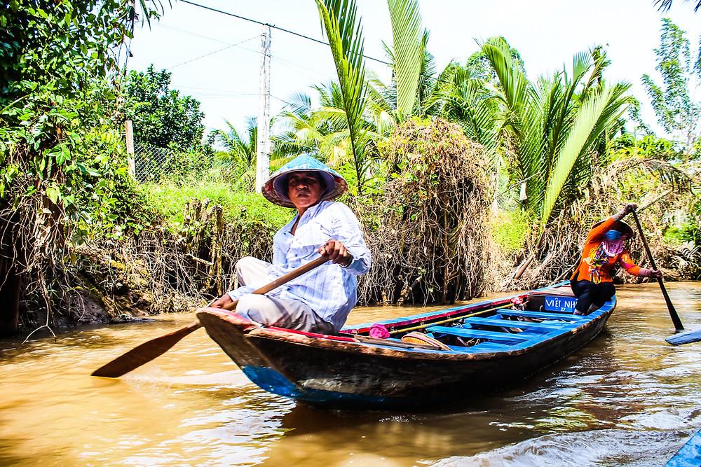 Mekong delta, Mekong Mangroves, Ho Chi Minh city day trip, Saigon day trip