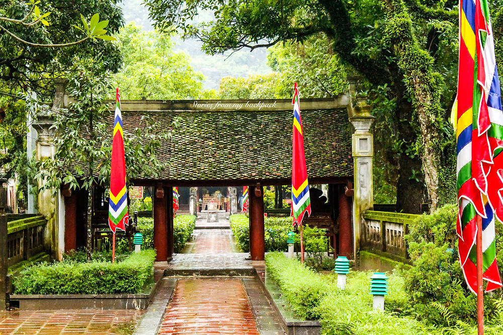 King dinh temple