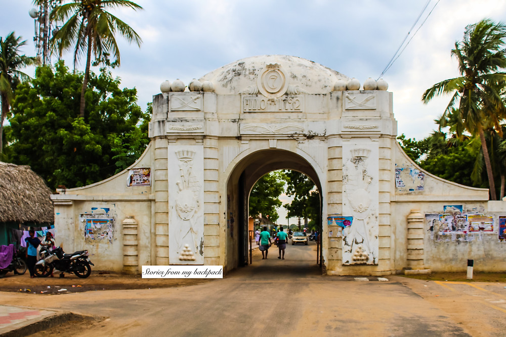 Tranquebar, Tharangambadi, land of the singing waves, danish architecture in India, colonial architecture, heritage town, heritage buildings