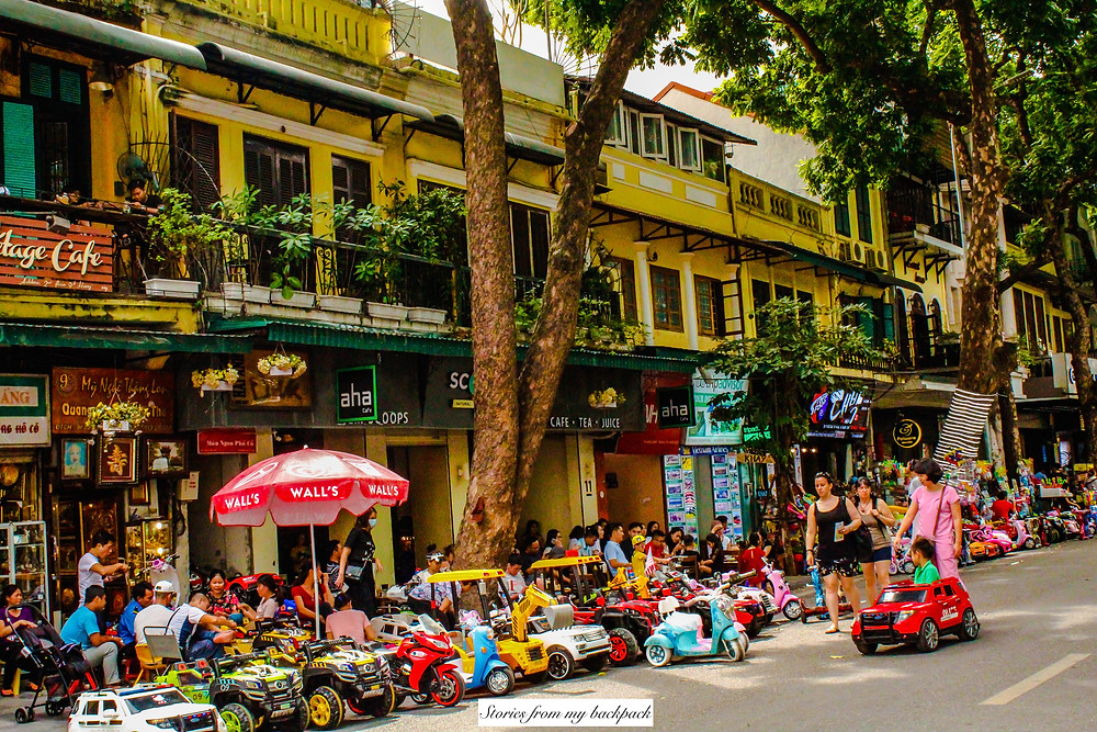 Hanoi, kid friendly vacation, things to do in Hanoi, children in Hanoi, Hoan Kiem lake, things to do in Vietnam