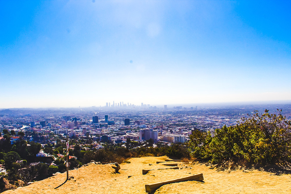 Runyon canyon, Workout in Los Angeles, Hike Los Angeles, Celebrity Workout spots in Los Angeles, Dog friendly park