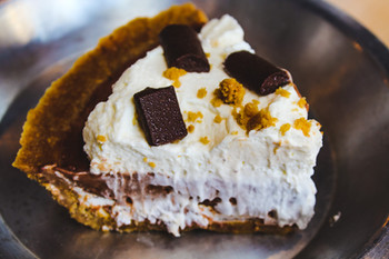 S'more pie from The Pie Hole, LA