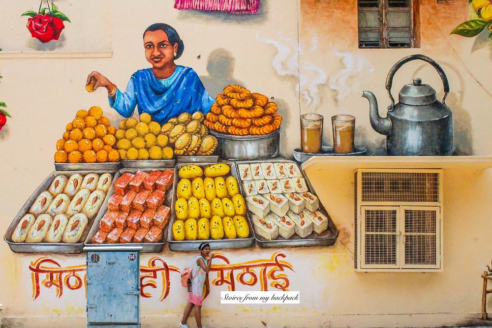 lodi colony, Delhi art district, things to do in Delhi, offbeat things to do in Delhi, what to do in New Delhi, instagrammable spots in new delhi, shopping in Delhi