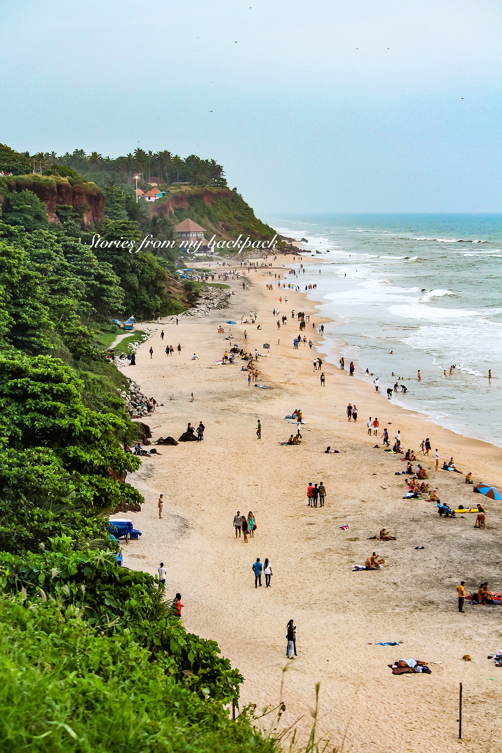 varkala cliff, varkala helipad, varkala things to do, varkala yoga, soul and surf, varkala restaurants, varkala resorts