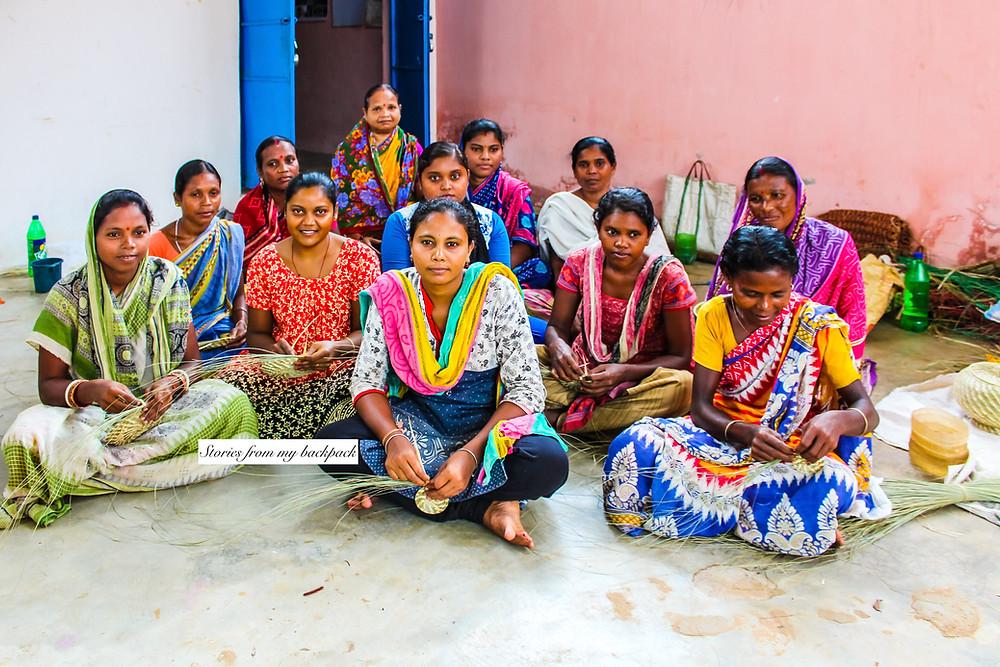 Sabai grass, Sabai grass crafts, tribal women, ORMAS, Baripada, Mayurbhanj things to buy, mayurbhanj things to do