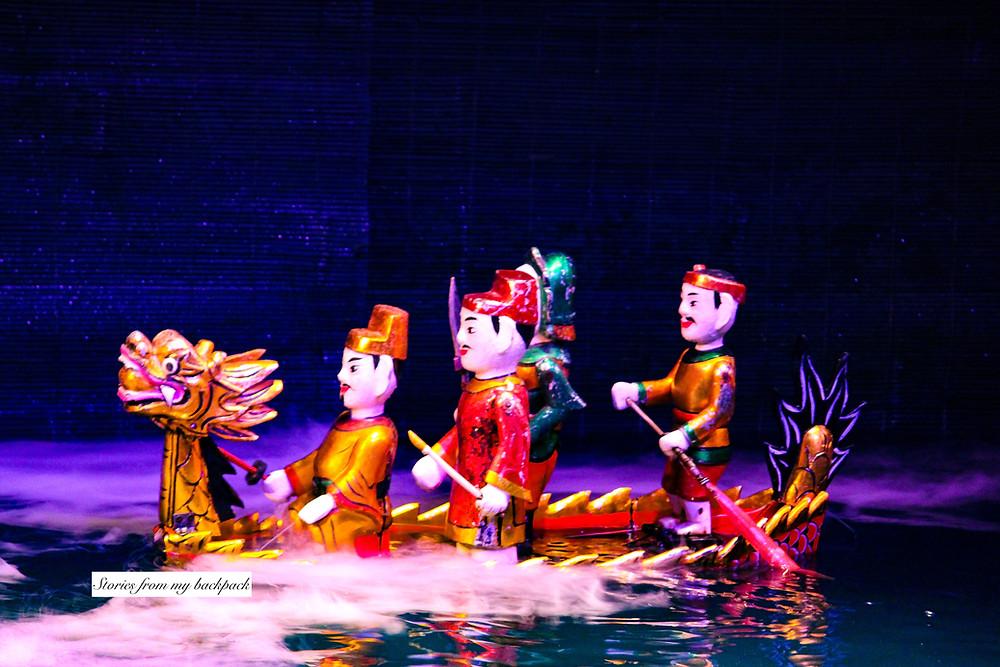Water puppet Hanoi, Hoan Kiem lake, things to do in Hanoi, history of Hanoi, water puppet show timings, water puppet show tickets