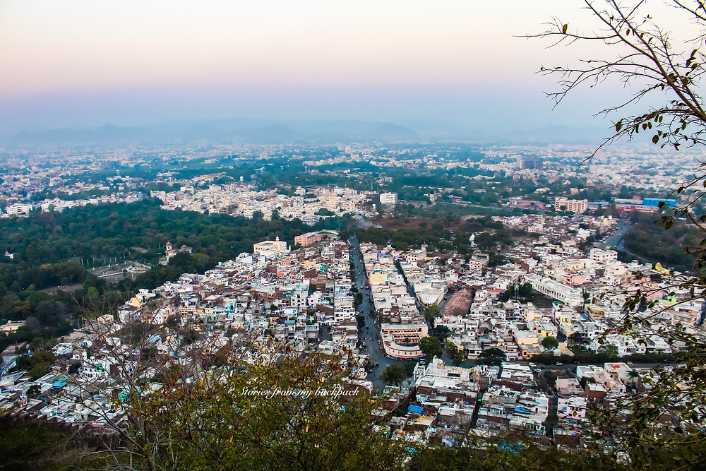 Karni Mata temple, Best view of Udaipur, best sunset in Udaipur, Must visit in Udaipur