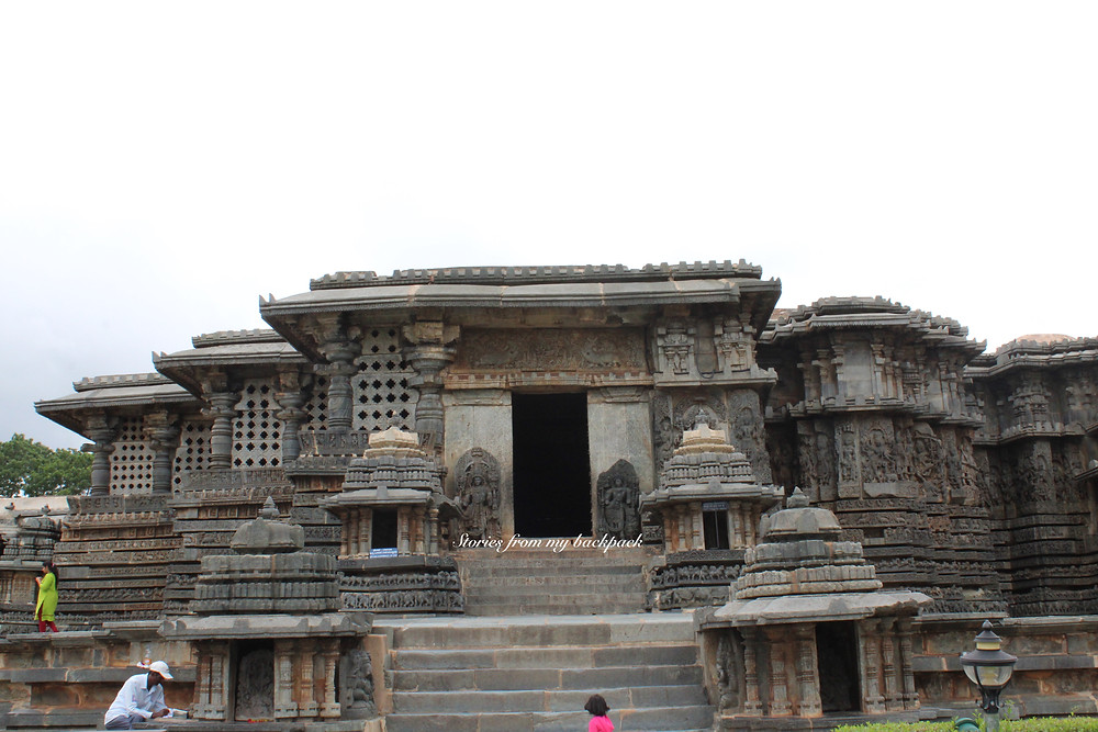 Hoysala temple, halebidu temple, hoysaleswara temple, Hoysala architecture, Karnataka Tourism, Things to do in Karnataka, Day trip from Bangalore