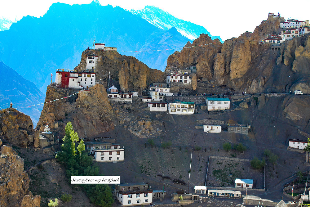 Dhankar monastery, Dhankar Lake, Dhankar Lake trek, things to do in Spiti, best places to visit in spiti, spiti eco tourism, offbeat things to do in spiti