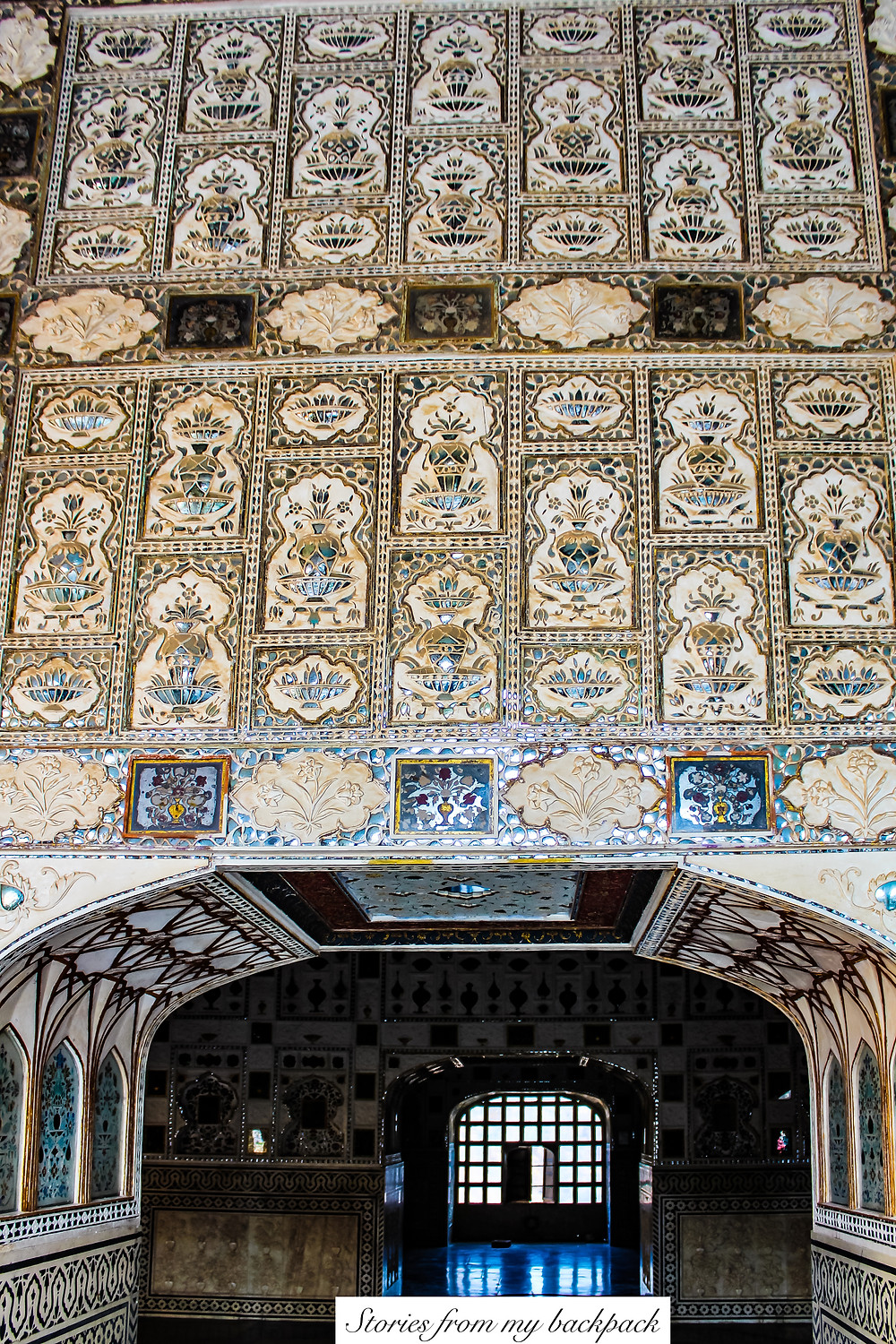 amer fort, amber fort, Rajasthan fort, Jaipur, things to do in Jaipur, Indian architecture, sheesh mahal, mirror palace