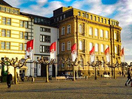 Dusseldorf, an offbeat holiday