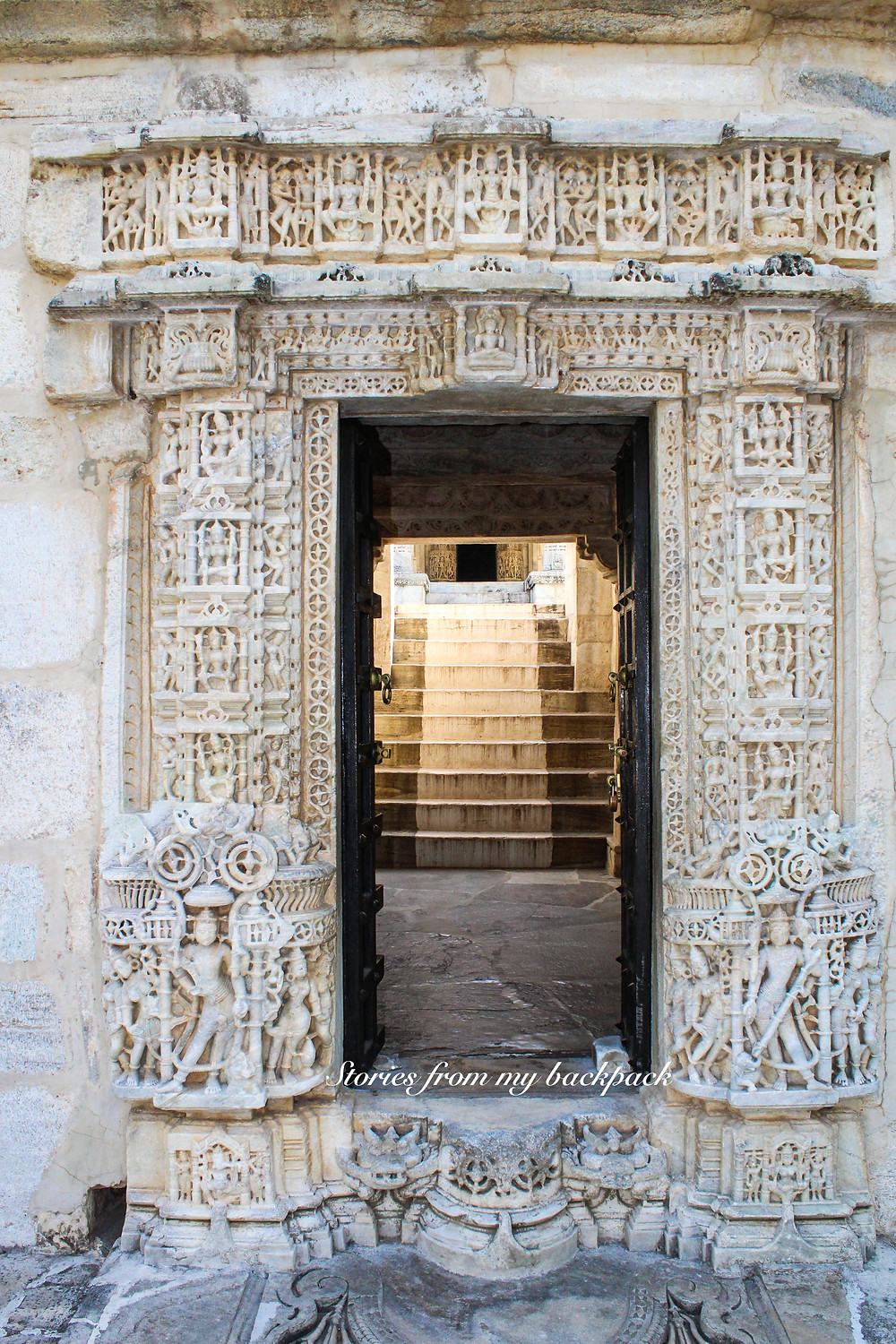 Ranakpur Jain temple. Indian temple, most beautiful temple in india, oldest jain temple, sightseeing in Udaipur, day trip from Udaipur