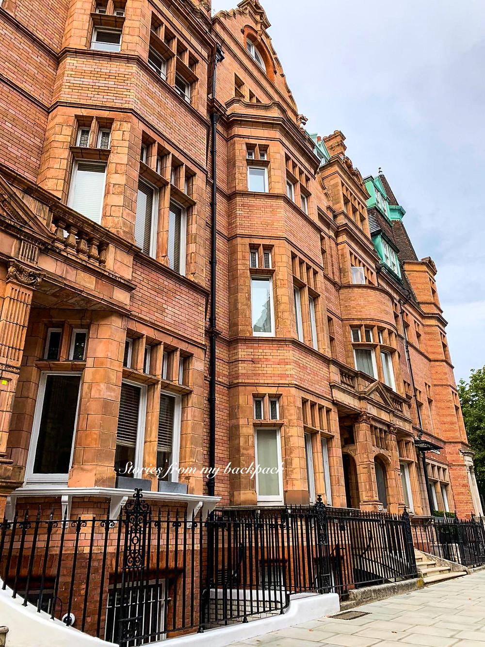 St James' Park London, Best neighbourhoods in London, Pretty neighbourhoods in London, Beautiful streets in London, soho