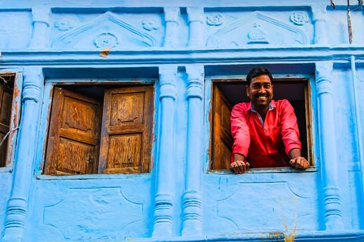 Blue City Jodhpur, Rajastan