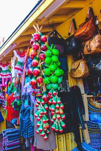 Mexican Market at Olvera Street, LA