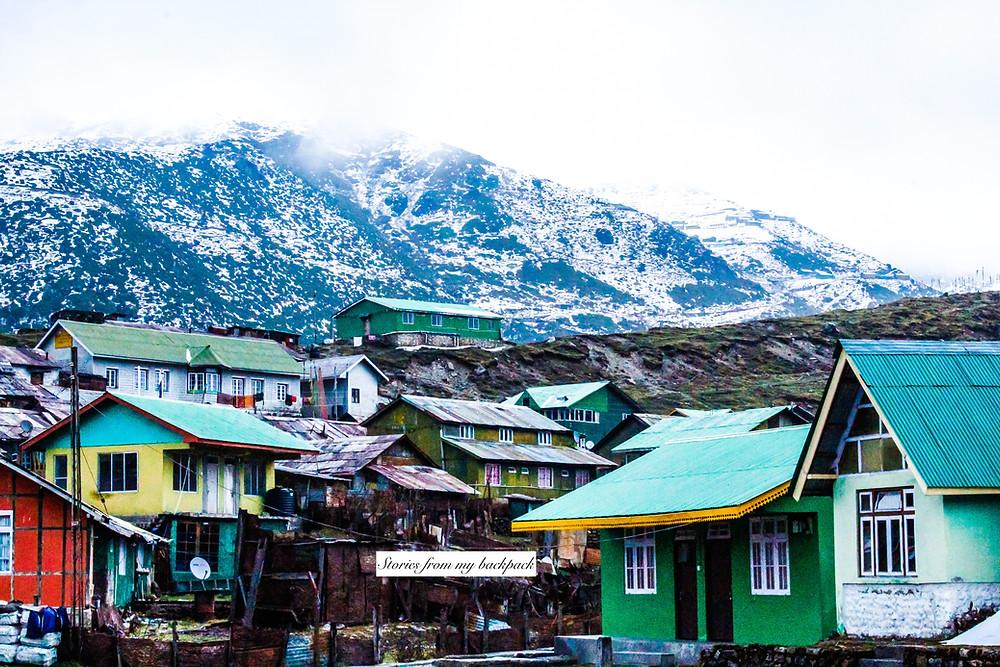 Nathang village, Gnathang village, Nathang village, himalayan village, mountain village, Sikkim travel blog, Sikkim tours