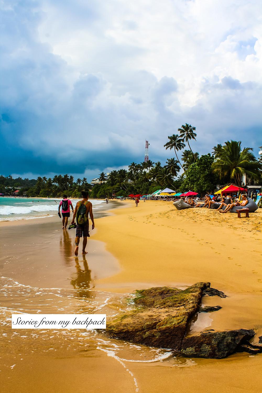 Mirissa beach Sri Lanka, best beaches in Sri Lanka, water sports in Sri Lanka, surfing in Sri Lanka, surfing in Mirissa, snorkelling in Mirissa, best restaurants in Mirissa, party in Mirissa, bars in Mirissa, whale watching in Sri Lanka