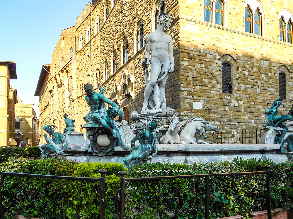 Piazza della Signoria, Must visit Piazza in Florence, Must see artwork in Italy, Most famous places in Florence, Florence sightseeing, Best views in Florence