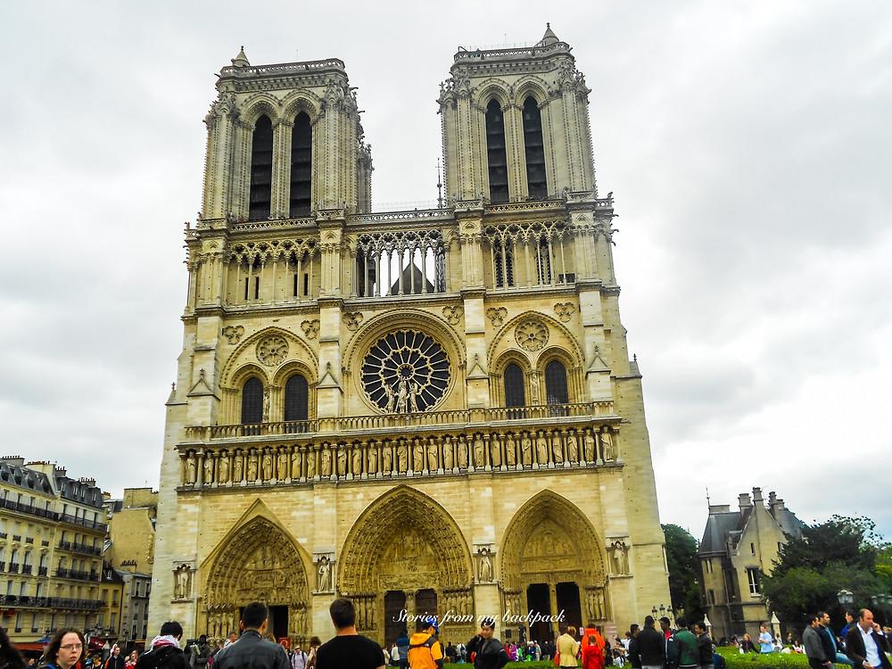 Notre Dame, Paris, Paris things to do, Notre Dame fire, Notre Dame timings, Louvre timings
