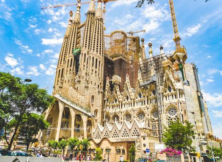 Exploring Gaudi's Barcelona
