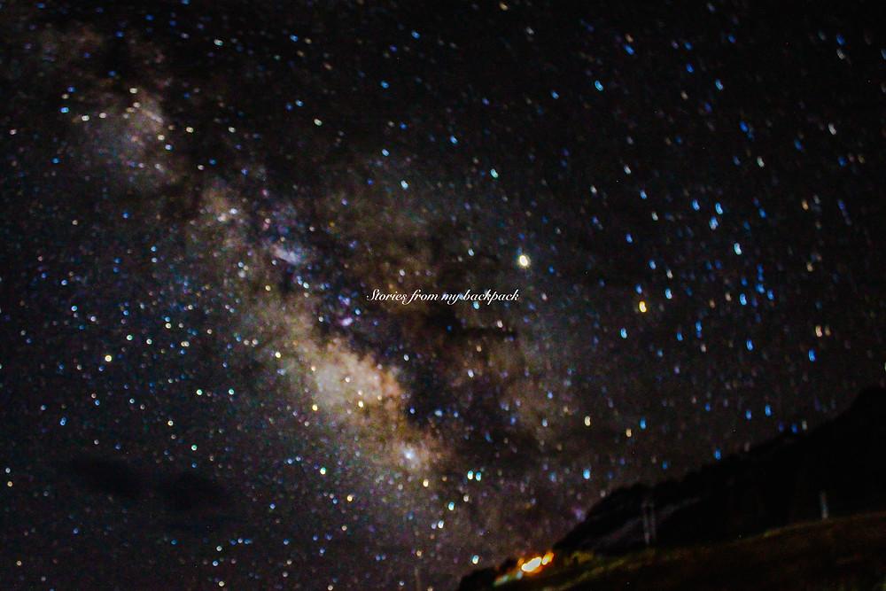 mile way sighting, Milky Way in Spiti, Milky Way in Kaza, things to do in Kaza, things to do in spiti