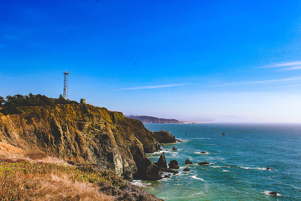 Point Bonita Light House, Point bonita hours, Point bonita parking, Marin Headlands, Sausalito, Point bonita lighthouse wedding