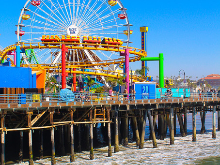 Top tips for a perfect day in Santa Monica Pier & Venice Beach, California