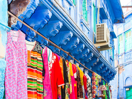 Decoding the Blue city-Jodhpur